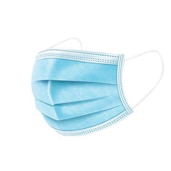 凯诗风尚一次性防护薄荷口罩50个装