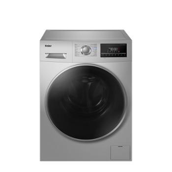 海尔/Haier10公斤家用全自动洗衣机滚筒洗烘干一体机EG10014HB939SU1