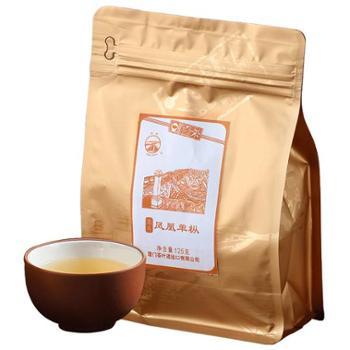 中茶 海堤茶叶 凤凰单枞 乌龙茶叶 单丛茶叶蜜香口粮茶125g/XT5111