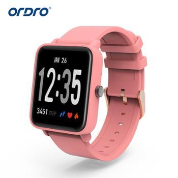 DO10智能手环 血压心率彩屏计步电话 运动彩屏手环