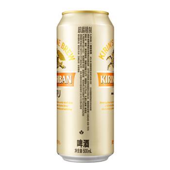 麒麟 一番榨啤酒 500mlx24听