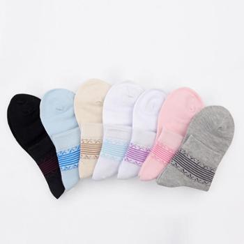 苹果牌休闲运动袜 女袜 吸汗袜 棉袜 高品质袜子 厂家直销 12双(2015款)