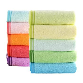 亚光/LOFTEX全棉大毛巾柔软吸水家用洗脸巾单条纯棉