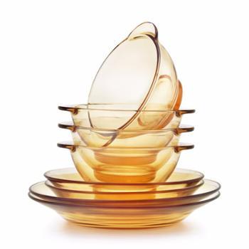 康宁REVERE耐热玻璃餐具8件套