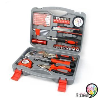 瑞德家用组合工具箱13件套128039工具世家CREST