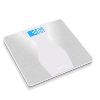 香山香山体重秤电子称精准家用人体秤健康秤成人称重计智能秤