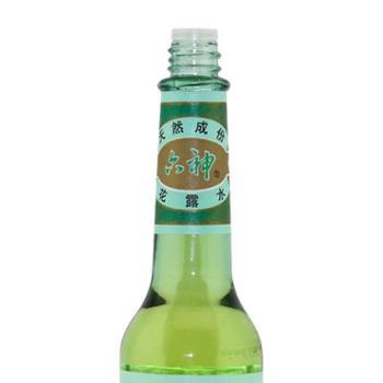 六神花露水经典老式玻璃瓶装 195ml清凉舒爽 祛痱止痒