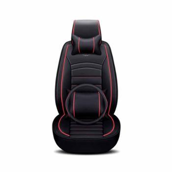 冬季汽车坐垫全包围皮座套四季通用新款专用座垫19座椅套全包