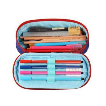 upixel笔袋文具盒多功能笔盒儿童新年礼物拼图铅笔盒大容量