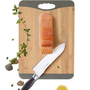 Carote家用竹菜板竹木砧板家用切菜板防裂厨房擀面案板加长加厚