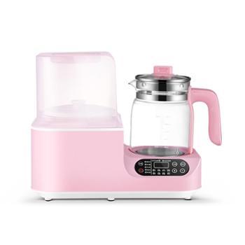 motherlove婴儿奶瓶消毒热暖温奶二合一水壶冲泡奶粉机恒温调奶器