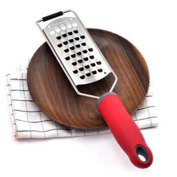 喜诗304不锈钢刨丝器刨丝板蔬果刨丝家用厨房土豆萝卜薯条刨丝器