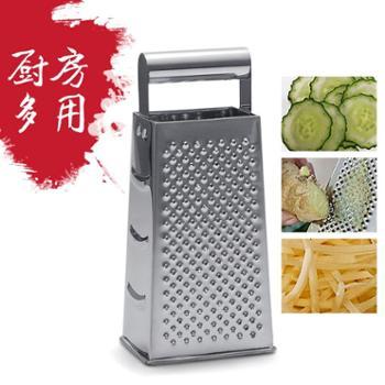 煌鹰 不锈钢 蔬果刨丝器 切菜器 多功能 四方筒型 HY1560
