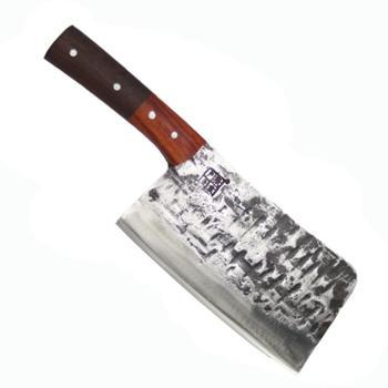 户撒康震手工锻打商用家用砍骨剁骨专用刀屠宰大骨刀加厚斩排骨刀