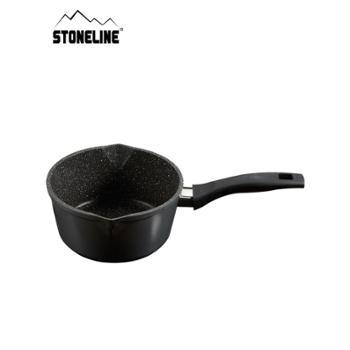 德国STONELINE汤锅小奶锅不粘锅宝宝辅食锅热牛奶锅泡面锅小煮锅