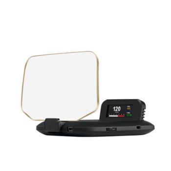 车载GPS无线抬头显示器汽车通用OBD车速智能高清悬浮HUD光学投影