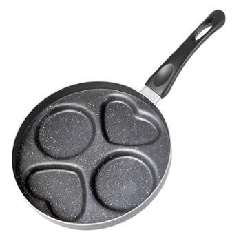 麦饭石平底锅家用烙饼电磁炉燃气灶通用