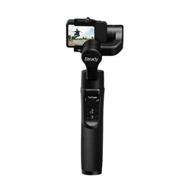 浩瀚pro2运动相机稳定器大疆gopro小蚁山狗拍摄防抖防水手持云台