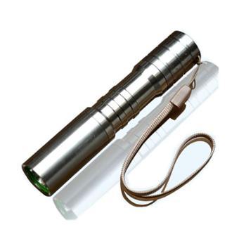风行户外C5 Q5不锈钢 强光手电筒迷你充电远射
