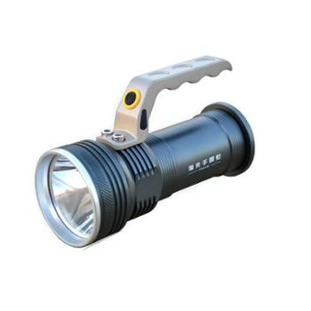 风行户外Q5强光手提灯探照灯LED手电筒充电远射夜钓鱼灯
