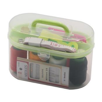 汐语 针线盒套装家用便携缝纫缝补手缝针线工具