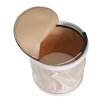 路特曼 水桶大号车载便携式有带盖伸缩折叠桶