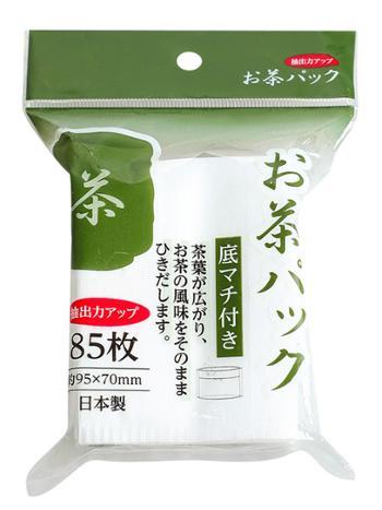 日本komoda 茶叶过滤袋一次性茶包袋