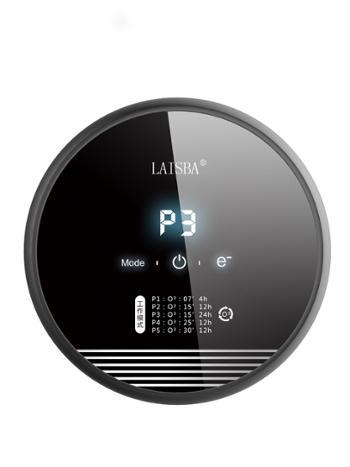 LAISBA/来仕邦 负离子空气净化器家用杀菌消毒除味机小型