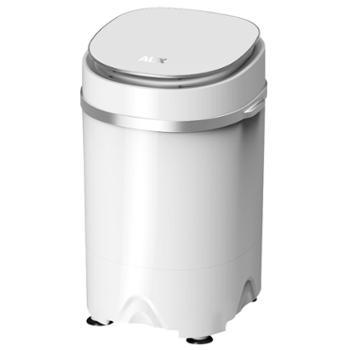AUX/奥克斯洗脱一体迷你洗衣机小型婴儿童家用半全自动脱水甩干