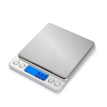 百衡不锈钢厨房电子秤