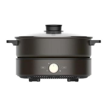 美的/Midea 多功能电火锅 MC-DH2601 分体式电煮锅