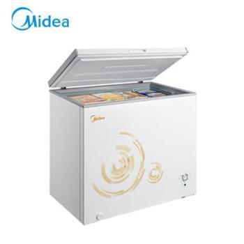 美的/Midea冰柜BD/BC-240KM(E)大容量冷藏冷冻