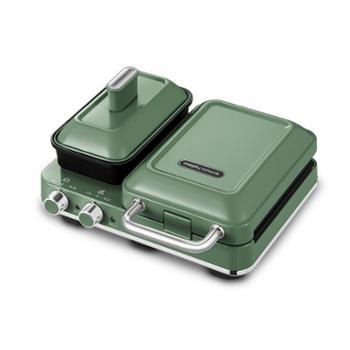 摩飞电器电饼铛MR9086家用三明治煎烤机
