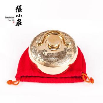 【佳博利】张小泉臻暧系列龙凤汤婆子150mm 暖手宝 保健护理 冬天必备神器