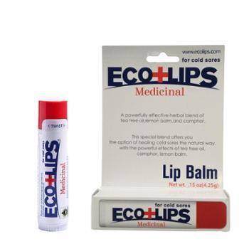 依蔻丽唇/ECOLIPS天然有机补水保湿护唇膏4.25g