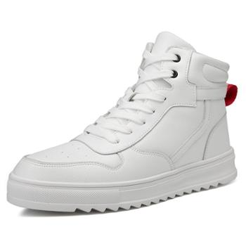 马丁靴男鞋加绒保暖棉靴高帮靴子潮军靴中帮英伦工装靴短靴 ahe8888