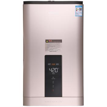 万和(Vanward)JSQ28-14L5流沙金14升恒温强排式燃气热水器