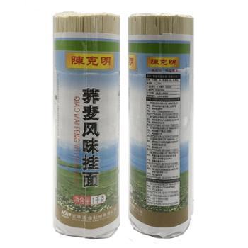 陈克明荞麦面1000gx2筒