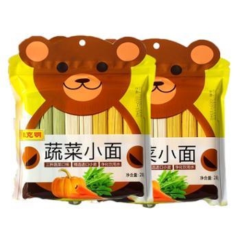 陈克明蔬菜小面280gx2