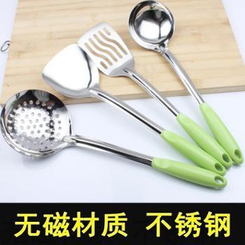 厨司令 厨具铲勺套装 锅铲 全套铲子勺子不锈钢厨房烹饪用具