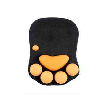 MONTIAN/梦天 梦天高级创意鼠标垫护腕托可爱动漫加厚大护手猫抓肉垫 防鼠标手