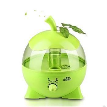 索爱加湿器家用静音创意迷你大容量香薰办公室卧室空调加湿器