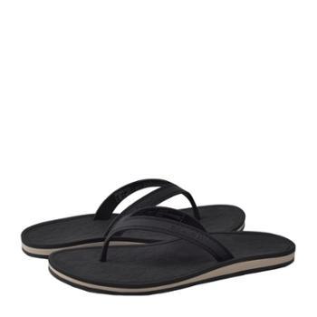 蔻驰(COACH) 女士 夏季 人字拖 凉鞋 美国码 6码 黑色G1757