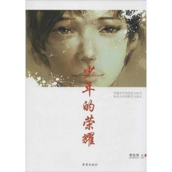 少年的荣耀 2014中国好书榜获奖图书 书 童书 中国儿童文学李东华