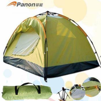 高档户外用品攀能PN-2240 双人自动帐篷野营休闲户外礼品