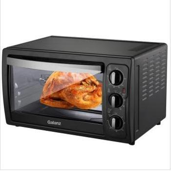 格兰仕(Galanz) KWS1530X-H7R 电烤箱家用30L 带旋转烤叉