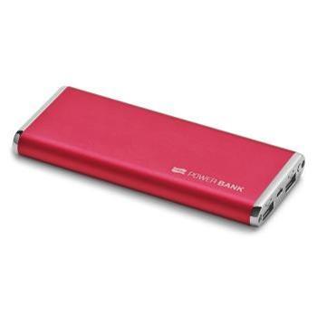 飞毛腿 M100 双USB 聚合物移动电源/充电宝 10000毫安