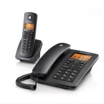 摩托罗拉(MOTOROLA)C4200C 数字无绳电话机子母机