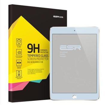 亿色(ESR)iPad Air/Air2/iPad Pro 9.7英寸 抗蓝光钢化膜 玻璃膜 屏幕保护膜 防刮防爆贴膜(含工具套件)