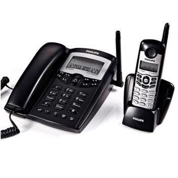 飞利浦(PHILIPS)TD-6816 无绳电话子母机 家用/商务办公电话机/一拖一套装